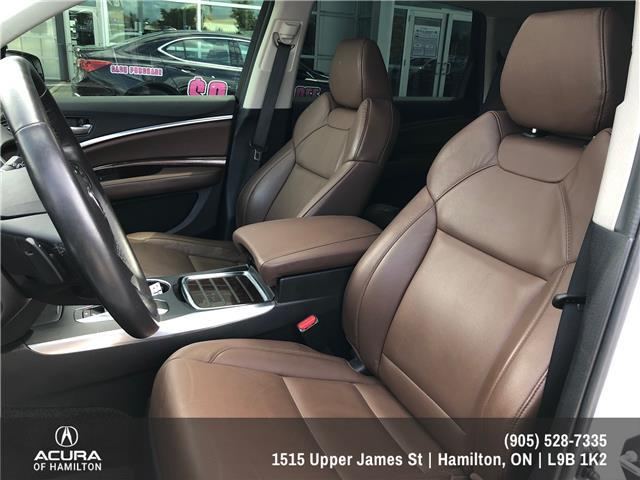 2018 Acura MDX Navigation Package (Stk: 1816890) in Hamilton - Image 8 of 30