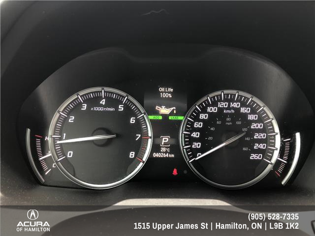 2018 Acura MDX Navigation Package (Stk: 1816890) in Hamilton - Image 5 of 30