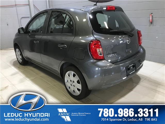 2018 Nissan Micra S (Stk: L0148) in Leduc - Image 3 of 8