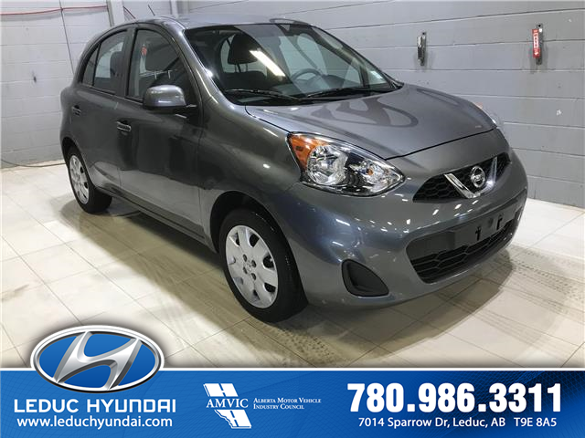 2018 Nissan Micra S (Stk: L0148) in Leduc - Image 2 of 8
