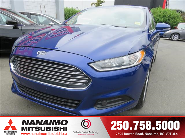 2015 Ford Fusion SE (Stk: P1673) in Nanaimo - Image 1 of 10