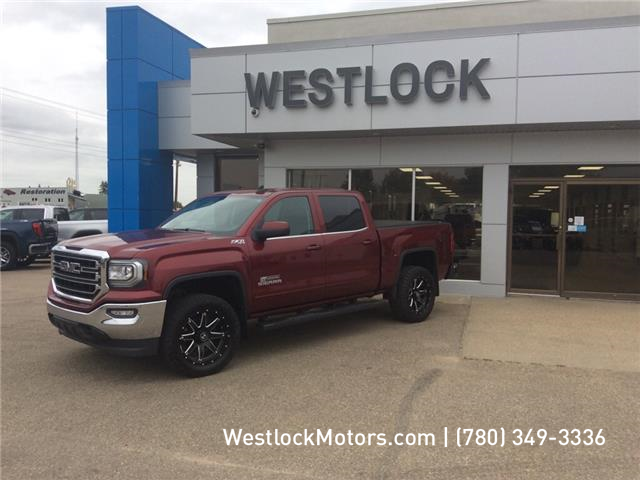 2017 GMC Sierra 1500 SLE (Stk: 19T53A) in Westlock - Image 1 of 18