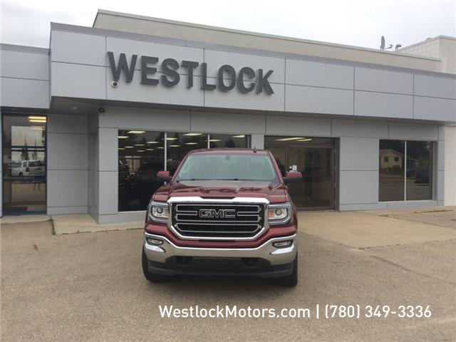 2017 GMC Sierra 1500 SLE (Stk: 19T53A) in Westlock - Image 2 of 18