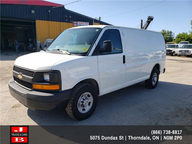 2014 Chevrolet Express 2500 2WT (Stk: 5830) in Thordale - Image 1 of 6
