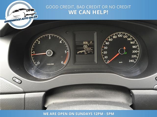 2011 Volkswagen Jetta 2.0 TDI Comfortline (Stk: 11-052834) in Greenwood - Image 10 of 15
