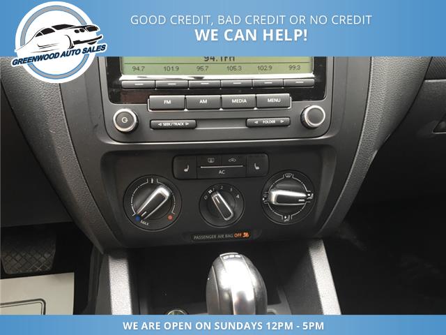 2011 Volkswagen Jetta 2.0 TDI Comfortline (Stk: 11-052834) in Greenwood - Image 12 of 15