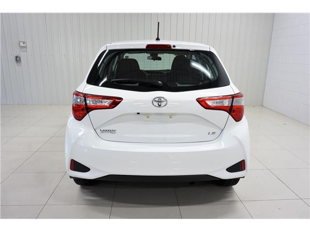 2019 Toyota Yaris LE (Stk: P5492) in Sault Ste. Marie - Image 5 of 21