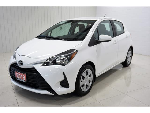 2019 Toyota Yaris LE (Stk: P5492) in Sault Ste. Marie - Image 1 of 21
