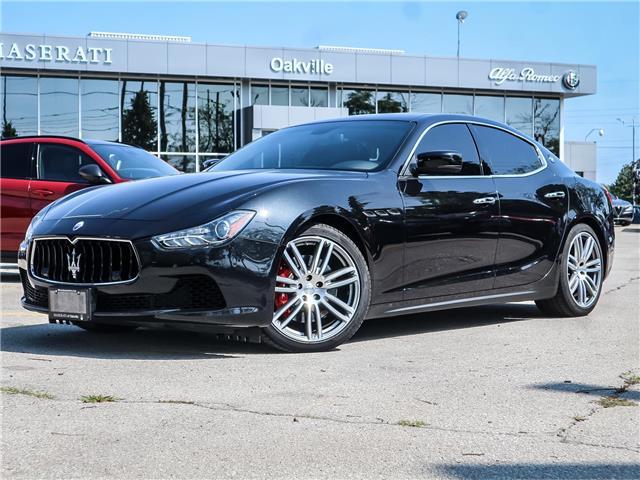 2016 Maserati Ghibli S Q4 (Stk: U427) in Oakville - Image 1 of 30
