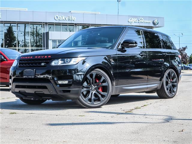 2014 Land Rover Range Rover Sport V8 Supercharged (Stk: U432) in Oakville - Image 1 of 29