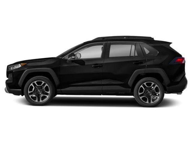 2019 Toyota RAV4 Trail (Stk: W009098) in Brampton - Image 2 of 9