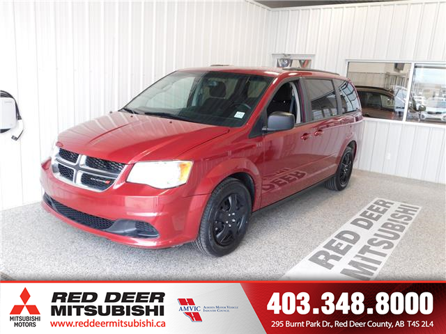 2015 Dodge Grand Caravan SE/SXT (Stk: P8475A) in Red Deer County - Image 1 of 14