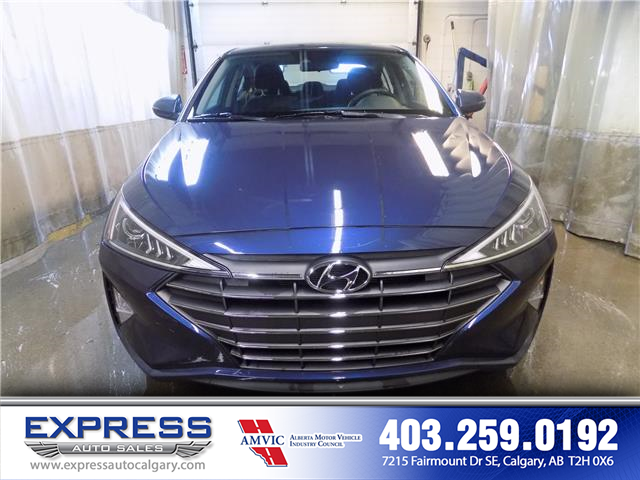2019 Hyundai Elantra Preferred (Stk: P15-1152) in Calgary - Image 2 of 20