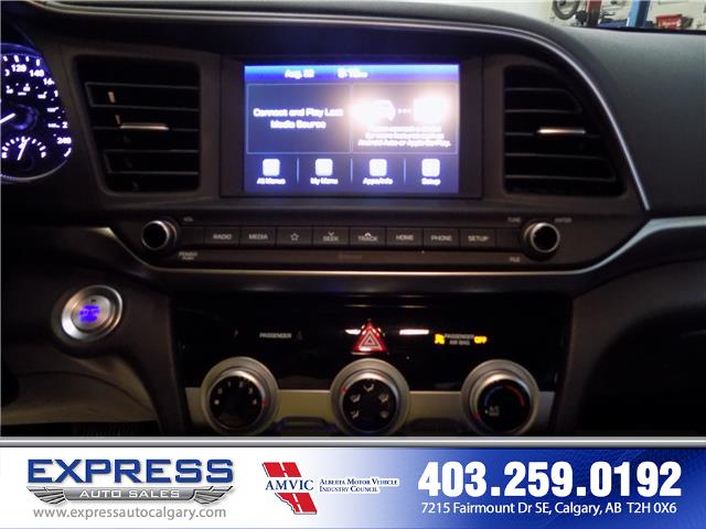 2019 Hyundai Elantra Preferred (Stk: P15-1152) in Calgary - Image 14 of 20