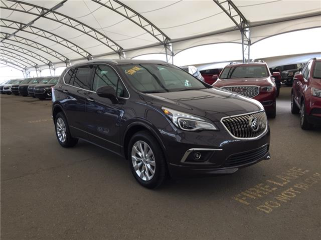 2018 Buick Envision Essence (Stk: 162291) in AIRDRIE - Image 1 of 26
