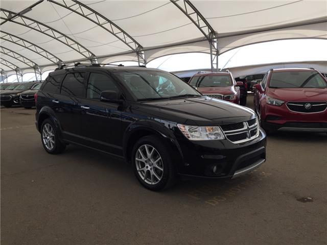 2017 Dodge Journey GT (Stk: 177943) in AIRDRIE - Image 1 of 21