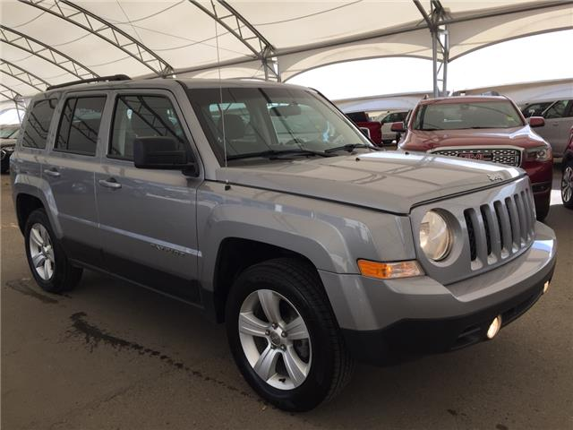 2015 Jeep Patriot Sport/North 1C4NJRAB1FD257726 177957 in AIRDRIE