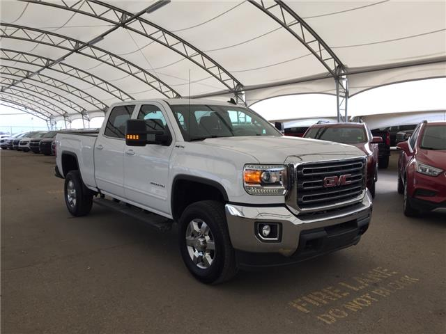 2019 GMC Sierra 3500HD SLE (Stk: 177956) in AIRDRIE - Image 1 of 23