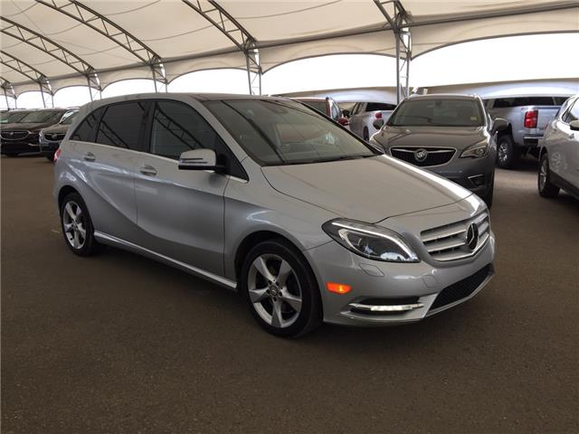 2013 Mercedes-Benz B-Class Sports Tourer (Stk: 177980) in AIRDRIE - Image 1 of 23