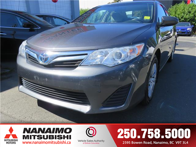 2012 Toyota Camry Hybrid LE (Stk: P1676A) in Nanaimo - Image 1 of 8