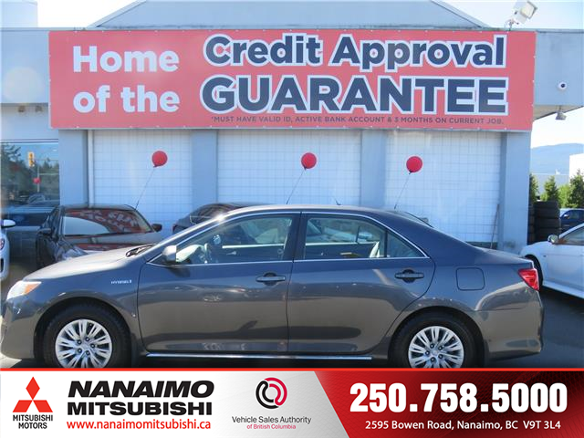 2012 Toyota Camry Hybrid LE (Stk: P1676A) in Nanaimo - Image 2 of 8