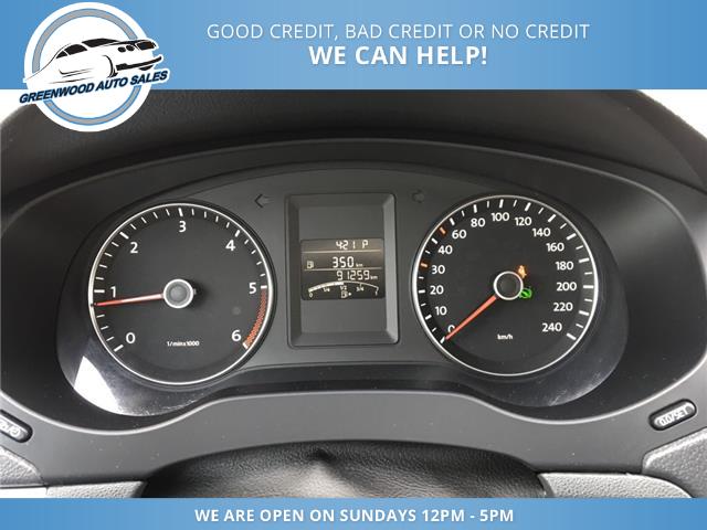 2013 Volkswagen Jetta 2.0 TDI Comfortline (Stk: 13-16459) in Greenwood - Image 10 of 17