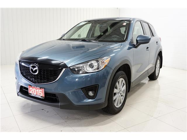 2015 Mazda CX-5 GS (Stk: C19009A) in Sault Ste. Marie - Image 1 of 22