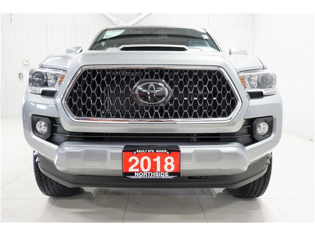 2018 Toyota Tacoma SR5 (Stk: P5470) in Sault Ste. Marie - Image 2 of 19