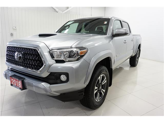 2018 Toyota Tacoma SR5 (Stk: P5470) in Sault Ste. Marie - Image 1 of 19