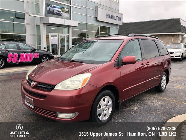 2004 Toyota Sienna LE 7 Passenger (Stk: 2400391) in Hamilton - Image 1 of 21