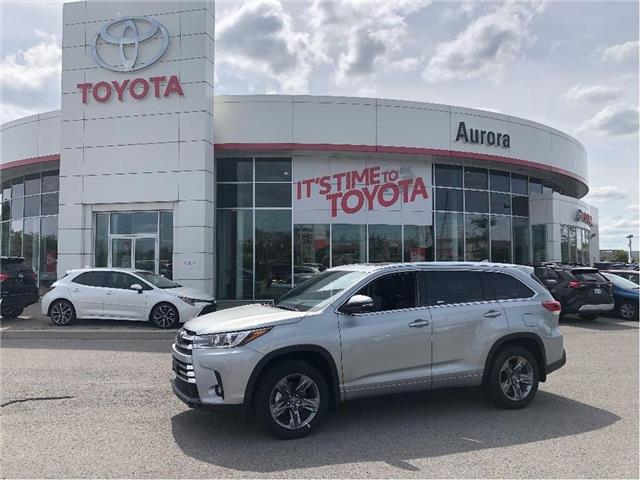 2019 Toyota Highlander Limited (Stk: 30771) in Aurora - Image 1 of 14