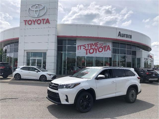 2019 Toyota Highlander XLE (Stk: 31200) in Aurora - Image 1 of 15