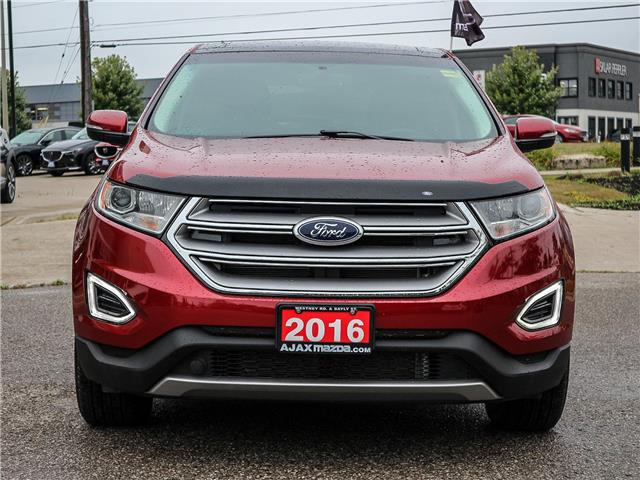 2016 Ford Edge SEL (Stk: P5088B) in Ajax - Image 2 of 27