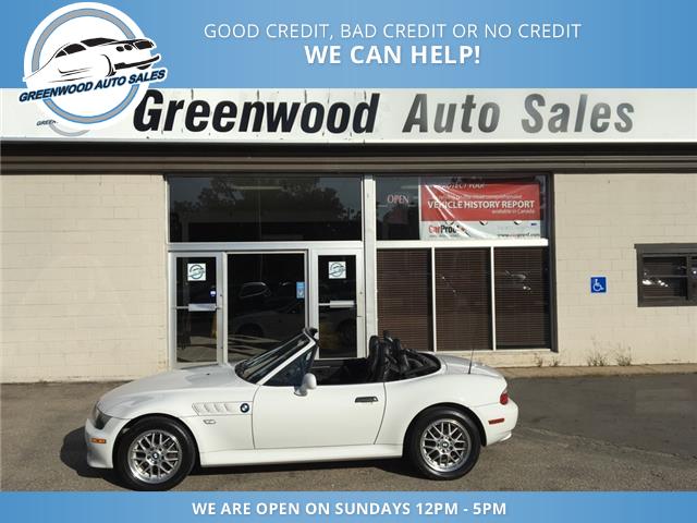 2002 BMW Z3 2.5i (Stk: 2-51522) in Greenwood - Image 1 of 13