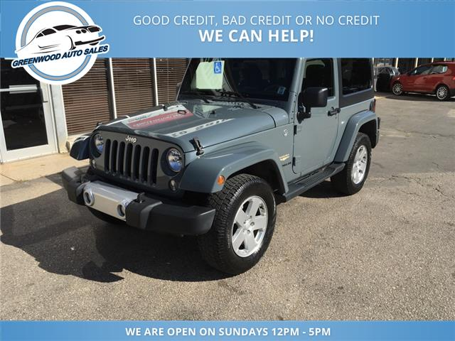 2014 Jeep Wrangler Sahara (Stk: 14-32729) in Greenwood - Image 2 of 16