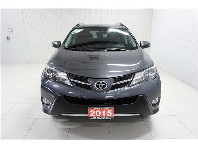 2015 Toyota RAV4 XLE (Stk: M19190A) in Sault Ste. Marie - Image 3 of 21