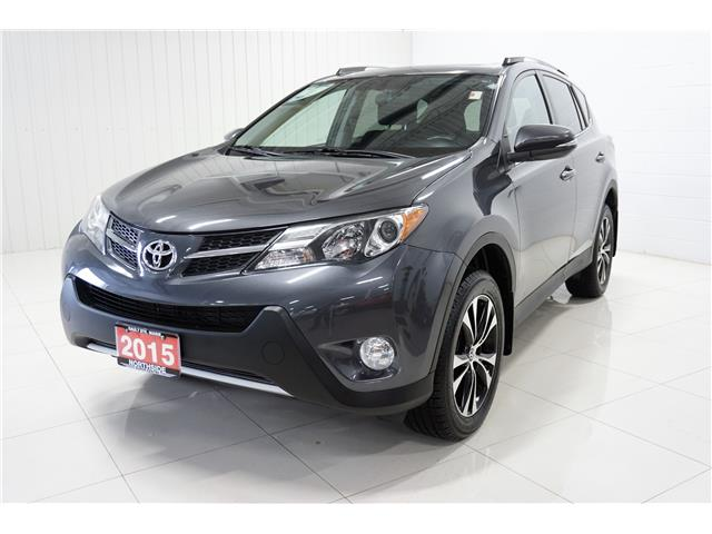 2015 Toyota RAV4 XLE (Stk: M19190A) in Sault Ste. Marie - Image 1 of 21