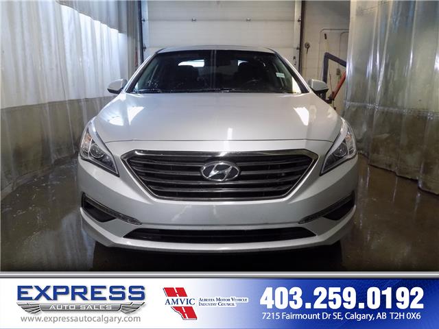 2017 Hyundai Sonata  (Stk: P15-1135A) in Calgary - Image 2 of 19