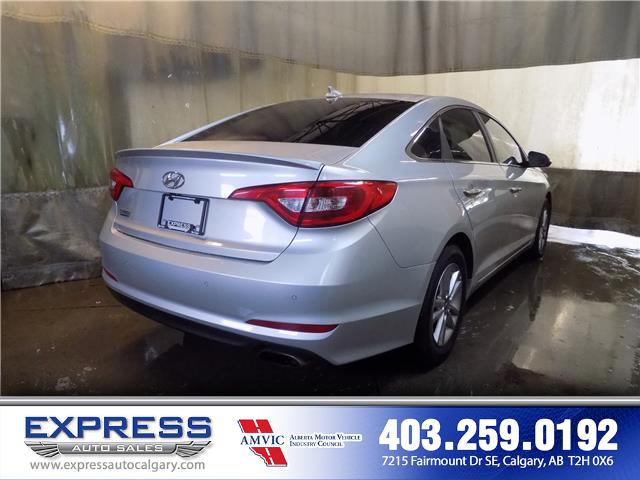 2017 Hyundai Sonata  (Stk: P15-1135A) in Calgary - Image 6 of 19