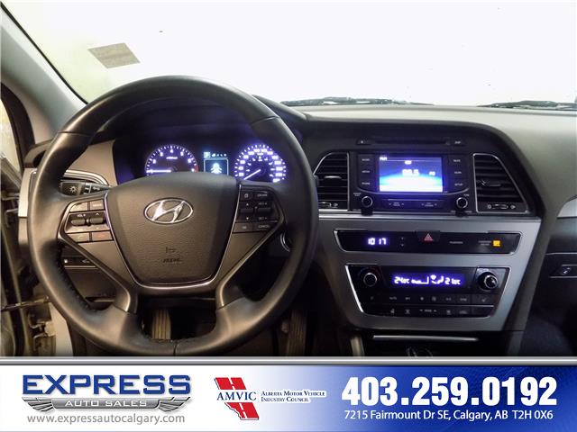 2017 Hyundai Sonata  (Stk: P15-1135A) in Calgary - Image 13 of 19
