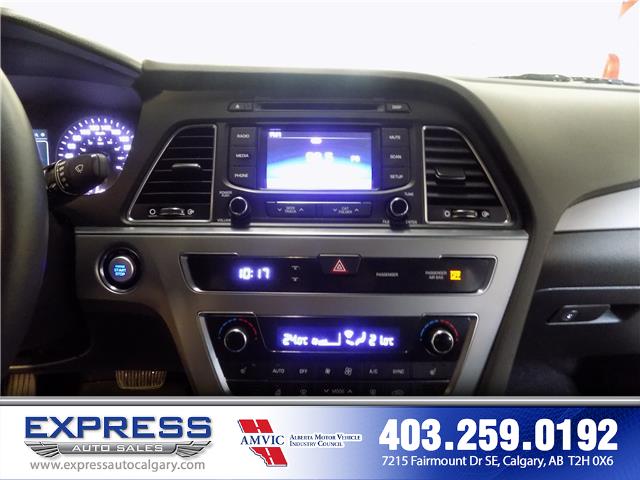 2017 Hyundai Sonata  (Stk: P15-1135A) in Calgary - Image 14 of 19