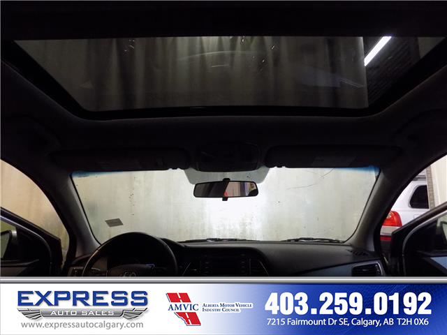 2017 Hyundai Sonata  (Stk: P15-1135A) in Calgary - Image 19 of 19