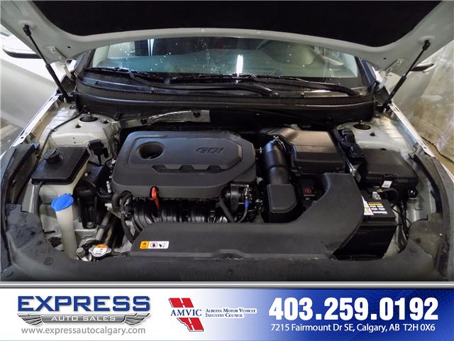 2017 Hyundai Sonata  (Stk: P15-1135A) in Calgary - Image 9 of 19