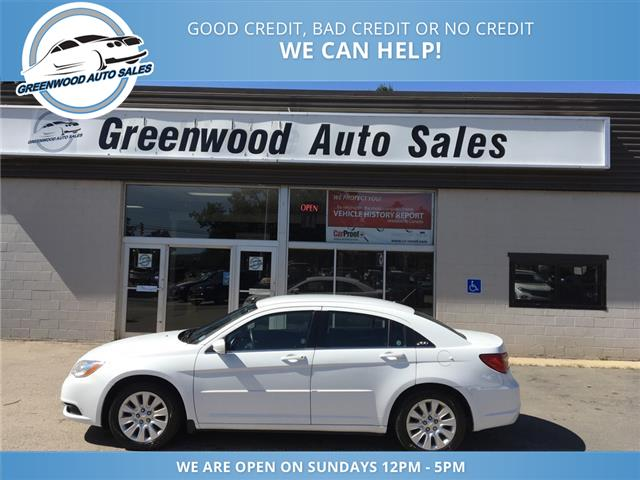 2013 Chrysler 200 LX (Stk: 13-45729) in Greenwood - Image 1 of 15