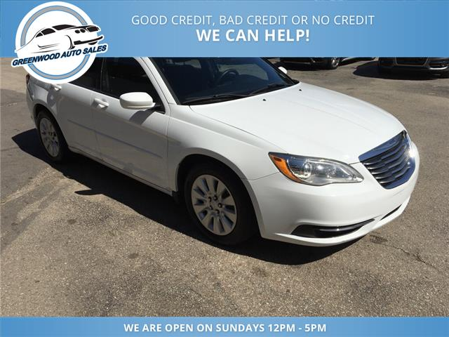 2013 Chrysler 200 LX (Stk: 13-45729) in Greenwood - Image 4 of 15
