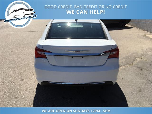 2013 Chrysler 200 LX (Stk: 13-45729) in Greenwood - Image 7 of 15