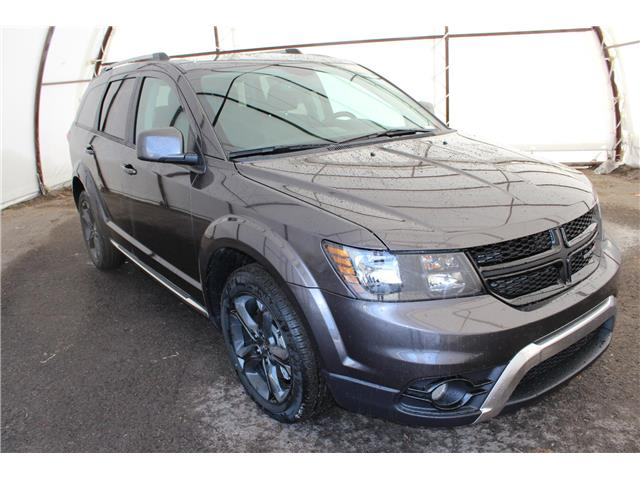 2018 Dodge Journey Crossroad (Stk: U180147) in Ottawa - Image 1 of 24