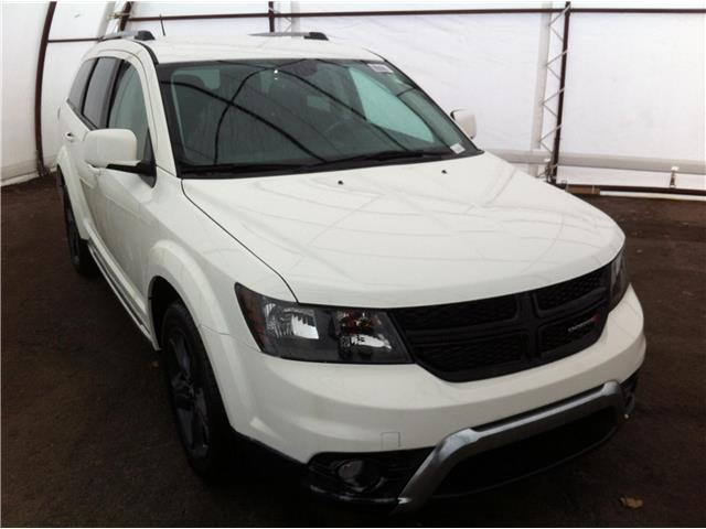 2018 Dodge Journey Crossroad (Stk: U180148) in Ottawa - Image 1 of 21
