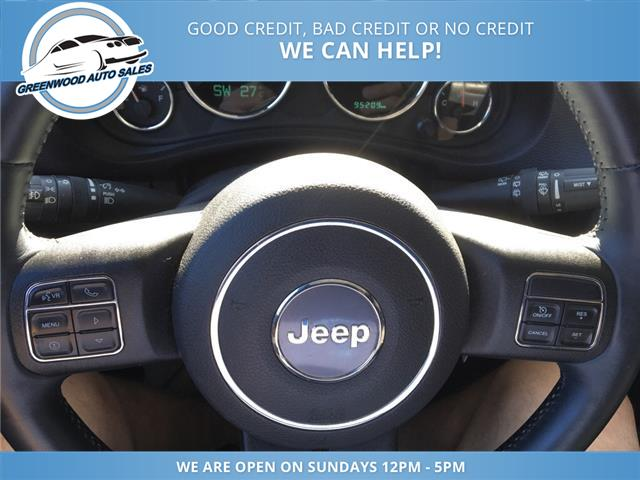 2015 Jeep Wrangler Unlimited Sport (Stk: 15-90530) in Greenwood - Image 11 of 16