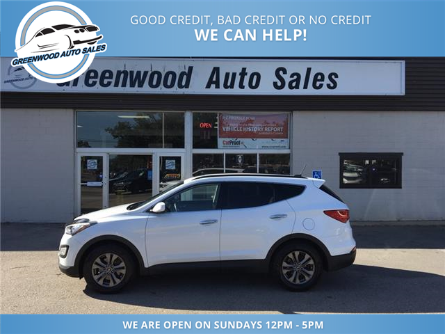 2013 Hyundai Santa Fe Sport 2.4 Base (Stk: 13-76785) in Greenwood - Image 1 of 17